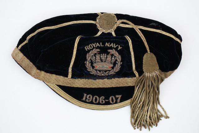 Navy Cap  174