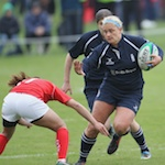 Royal Navy Women XV Captains