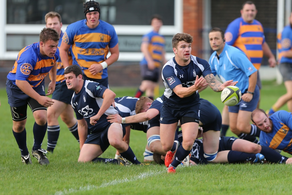 A selection of images from the RN U23XV match against a Solent Invitational XV are now available in the Navy Rugby by Alligin Photography Image Library