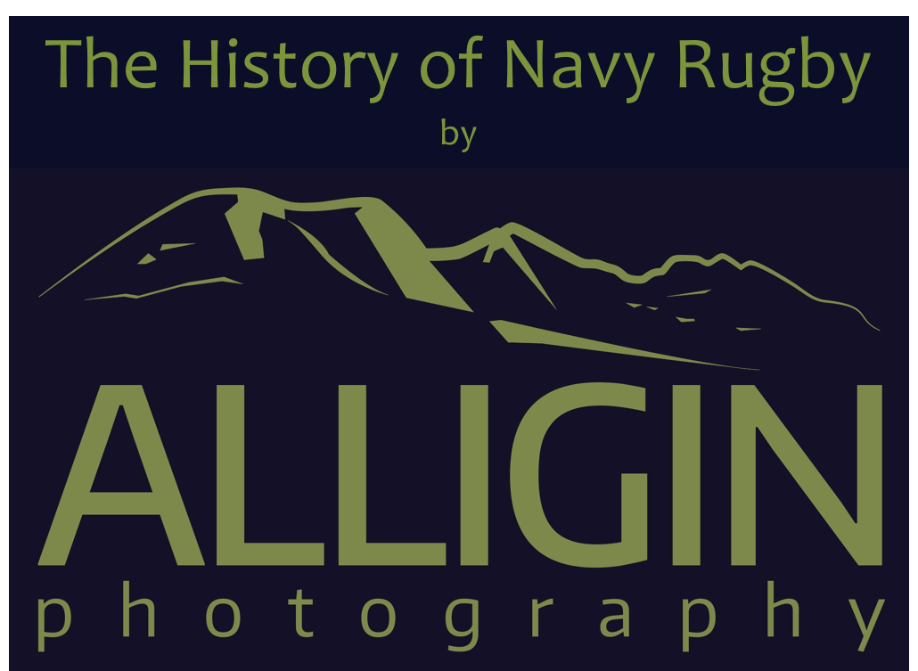 The History of Navy Rugby by Alligin Photography